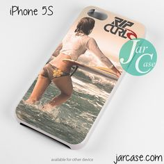 Rip Curl Surfing Girl Phone case for iPhone 4/4s/5/5c/5s/6/6 plus