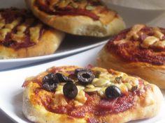 Pizza mini po bałkańsku