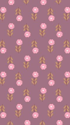 Find images and videos about cute, pink and flowers on we heart it - the app to get lost in what you love. find this pin and more on girly wallpapers Cute Wallpaper For Phone, Pastel Wallpaper, Flower Wallpaper, Wallpaper Samsung, Pink Chevron Wallpaper, Cute Wallpaper Backgrounds, Screen Wallpaper, Cute Wallpapers, Wallpaper Lockscreen