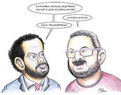 Charge! Demitindo com sutileza | Blog André Guedes | Globoesporte.com