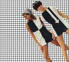DIY Clothes Refashion: DIY MOD Fashion: How to Turn a T-Shirt Into a MOD Dress