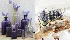 fab wedding centerpieces ideas with lavender