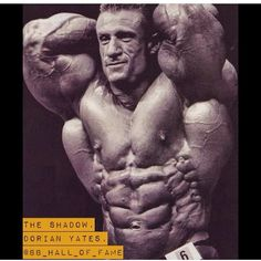 Classic Dorian Yates!  Buy Top Shelf Bodybuilding Supplements@ www.gymntonic.com  #health #nutrition #supplement #supplements #bodybuilder #bodybuilding #fitness #physique #crossfit #dorianyates #pro #ifbb #npc #strongman #biceps #powerlifting #strongman by gymntonic_supplements