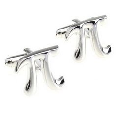 New additions to our catalogue: PI Symbol, take a look here: http://cuffmenow.com/products/pi-symbol-cufflinks #cuffmenow
