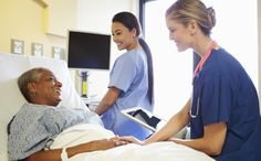 Here's an interesting study which claims that nursing aides should be given more decision-making power.