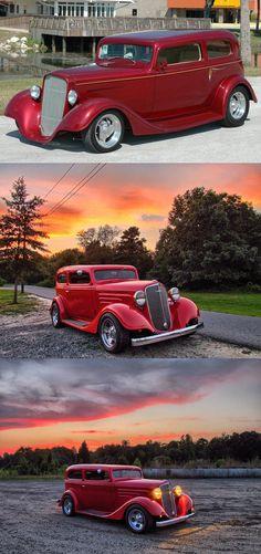 1934 Chevy Hotrod