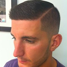 Here are Comb Over Fade Short Hair For Boys, Short Hair Cuts, Short Hair Styles, Choppy Bob Haircuts, Haircuts For Men, Men's Haircuts, Love Hair, Great Hair, Hard Part Haircut