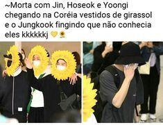 Foto Jungkook, Bts Suga, Bts Bangtan Boy, Jhope, Taehyung, Bts Memes, Bts Meme Faces, Funny Memes, K Pop