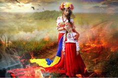 Картинки по запросу украина девушка арт