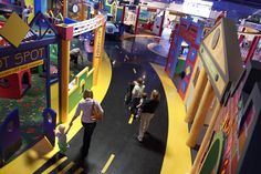 Greensboro Children's Museum.  I may not be a kid anymore but this sure makes me want to act like one ;) #nevergrowup