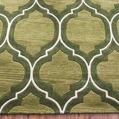 Pino Classic Dark Green Moroccan Trellis Area Rug 7x9 (7'... https://www.amazon.com/dp/B016FRWY00/ref=cm_sw_r_pi_dp_x_37X-xbDGV4F72