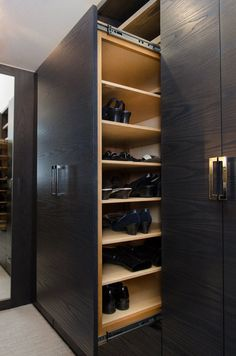 pull out wardrobe storage - Google Search
