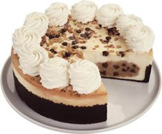 Cheesecake Factory Restaurant Copycat Recipes: Chocolate Chip Cookie Dough Cheesecake