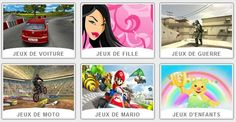 Découvrez les meilleurs jeux en ligne pour fille et garçon, c'est gratuit !