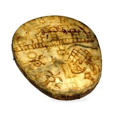 Shaman's Drum    Sami, 17th century    The British Museum