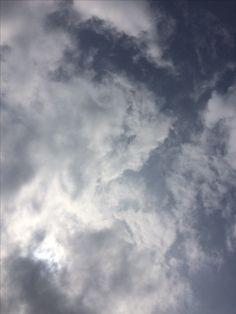 2017년 4월 9일의 하늘 #sky #cloud #sun
