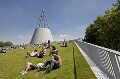 Library Delft University of Technology, Mecanoo architecten | Delft | Netherlands | MIMOA