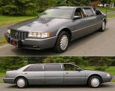 1994 Cadillac STS Limousine by Picasso Coach