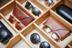 Need a storage solution for all your sunglasses?