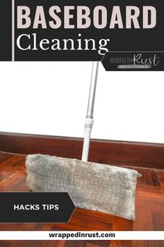 Handy baseboard cleaning hacks help make cleaning those baseboards actually bearable. And do you know the hack that helps them stay clean for longer? You need these in your life! Baseboard Cleaning, Cleaning Tile Floors, Cleaning Wood, Floor Cleaning, Iphone Life Hacks, Baby Life Hacks, Useful Life Hacks, Cleaning Solutions, Cleaning Hacks