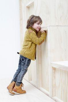 Tumble n'Dry AW 14, catálogo casi completo de moda infantil > Minimoda.es