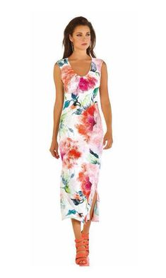 Shop Holiday Dresses, short beach dresses and longer maxi dresses. Look fabulous on holiday in these stunning prints and vibrant colours. Short Beach Dresses, Summer Dresses, Vibrant Colors, Colours, Holiday Dresses, Designer Dresses, Shopping, Collection, Fashion