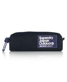 Superdry Cinda Pencil Case #BackToSchool #SDStudentStyle #Superdry #PencilCase #SchoolEssentials #SchoolStationary #PencilCases #Stationary #SuperdryStationary #SuperdryPencilCase
