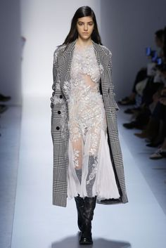 Ermanno Scervino Autumn/Winter 2017 Ready-to-wear Collection | British Vogue