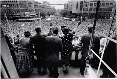 Koninginnedag in Rotterdam, Werry Crone, 1992