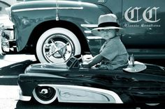@chicamexicana12   Low rider like daddy's.