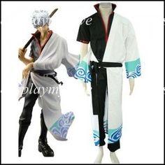 Cosplaymylove - Hot High Quality Handmade Gin Tama Gintoki Sakata Cosplay Costume, $70.68 (http://www.cosplaymylove.com/hot-high-quality-handmade-gin-tama-gintoki-sakata-cosplay-costume/)