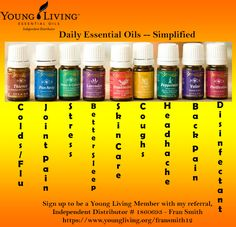 Young Living Everyday Essential Oils | For more information, come visit:  https://www.facebook.com/jadoreoils