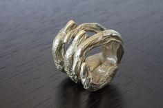 Monkey Fingers in Vermeil or Sterling Silver size 7 by RSBP Jewelry