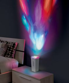Lightshow DJ Room Decor Create a dazzling Music Light Show in your room with the Lightshow DJ Room Decor. Turn on your favorite music and watch as multi-colored lights come to life on your wall and.
