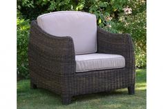 Havana Garden Rattan Armchair | Absolute Home