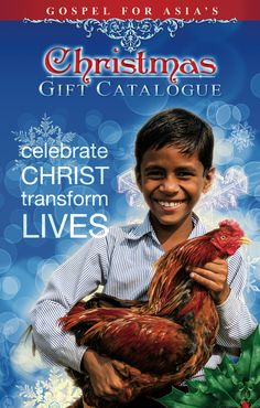 Gospel for Asia's Christmas Gift Catalogue People Like, Families, Catalog, Asia, Christmas Gifts, Gift Ideas, Make It Yourself, Check, Xmas Gifts
