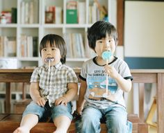 adorable children :) love all the photographs from this series! By Hideaki…