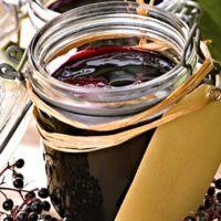 Recept : Bezinková marmeláda | ReceptyOnLine.cz - kuchařka, recepty a inspirace Home Canning, Syrup, Canning