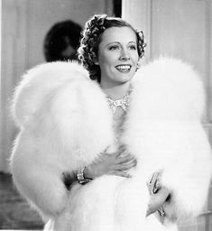 Irene Dunne...from the Awful Truth, one of the greatest movies you've probably never seen.