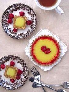 Lemon Raspberry Tart_Simple Bites