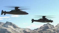 Sikorsky-Boeing reveal FVL attack helo concept | IHS Jane's 360