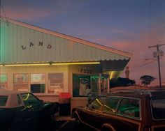 "numbskully: "" commanderspock: "" "" Joel Meyerowitz - Dairyland, Provincetown "" "" hey this is macs now. i love joel meyerowitz """