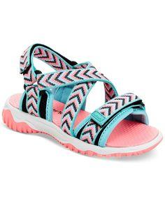 Carter's Little Girls' or Toddler Girls' Splash Sandals