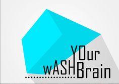 Wash Your Brain #WYB #Design #Logo