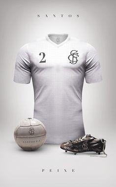 a09886c51d Vintage Football  Conheça 31 camisas clássicas criadas por designer  argentino - Guia do Boleiro Camisas