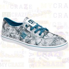32908b585 DC SHOES WOMENS GATSBY 2 SE BLACK OCEAN CASUAL SNEAKERS SKATE  DCShoes   SkateboardShoes
