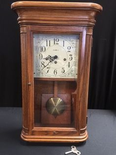 Grouping Of Three Bedside Clocks Including A Bucherer