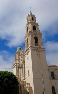 Mission Delores Photograph