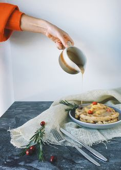 Caramel salé, coco & cannelle | Recette | La Fraîche