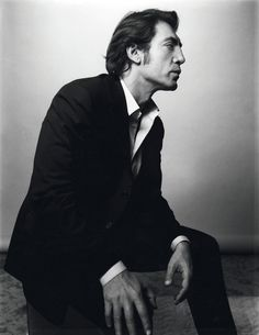 Javier Bardem OMG He was AWESOME in Skyfall. If I were to take over the world and I could pick anyone to do it with me I would pick Javier! HANDS DOWN